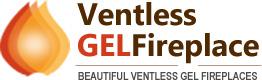 Ventless Gel Fireplace'