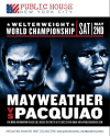 May 2nd Floyd Mayweather, Jr. vs. Manny Pacquiao fight'