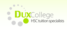 Logo for Dux College'