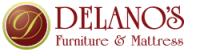 Delano's Furniture & Mattress Logo