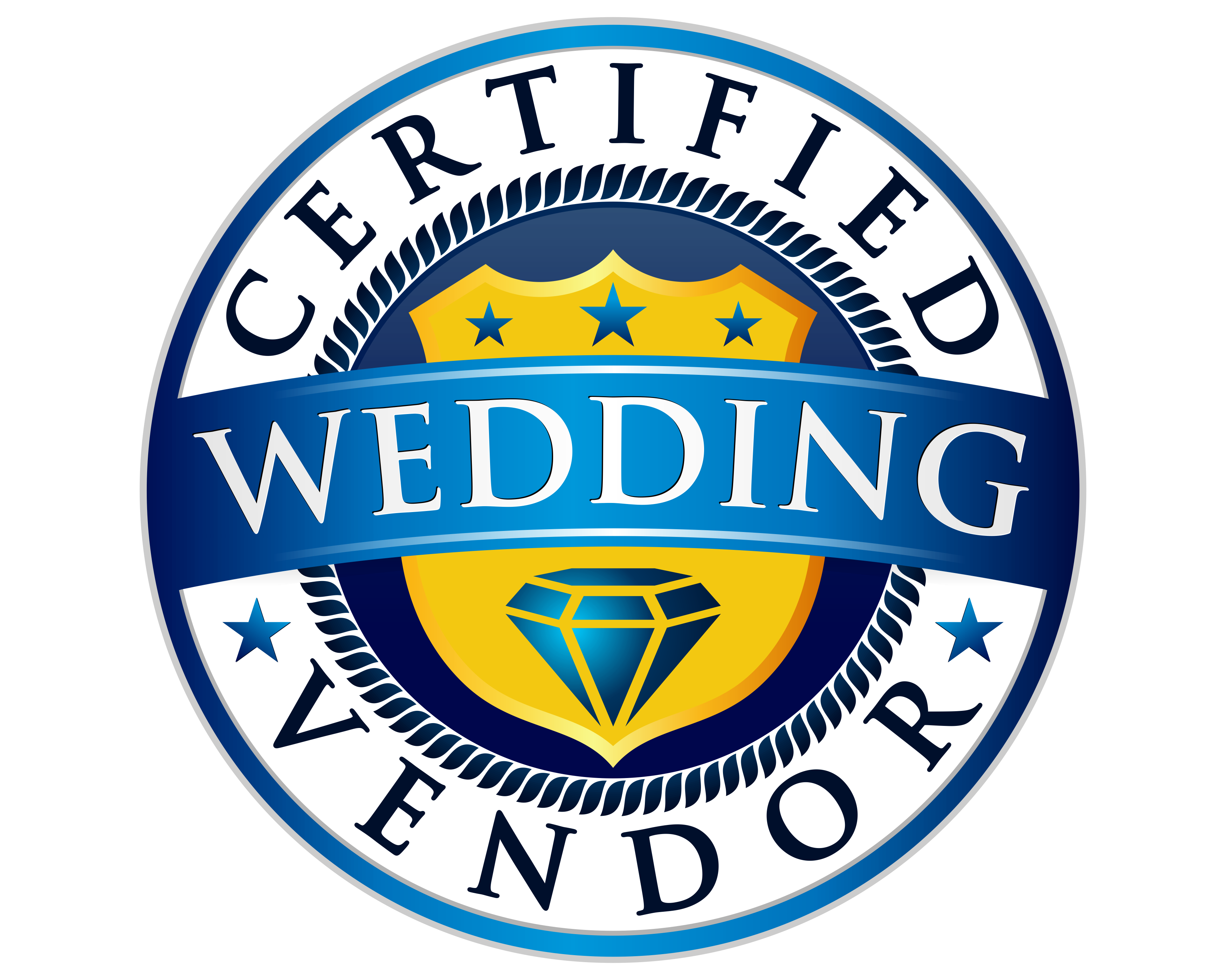 Certified Wedding Vendor Seal