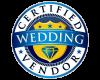 Certified Wedding Vendor Seal'
