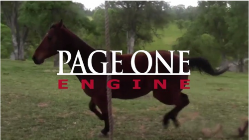 Page One Engine'