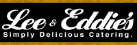 Lee and Eddie's Catering Logo