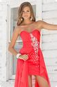 Blush Prom Homecoming Dresses By Alexia'