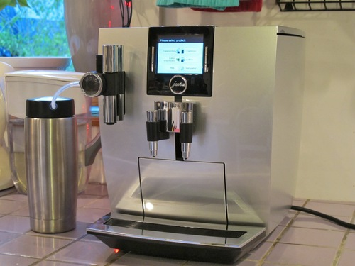 Super Automatic Espresso Machines'