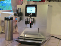 Super Automatic Espresso Machines