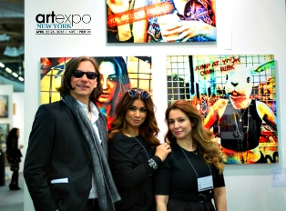 Art Expo in NYC'