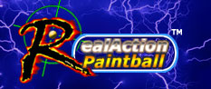 Logo for Perfect Real Action Paintball'