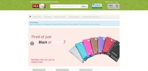 Heabox website'