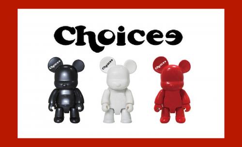 Choicee Qee Robot'