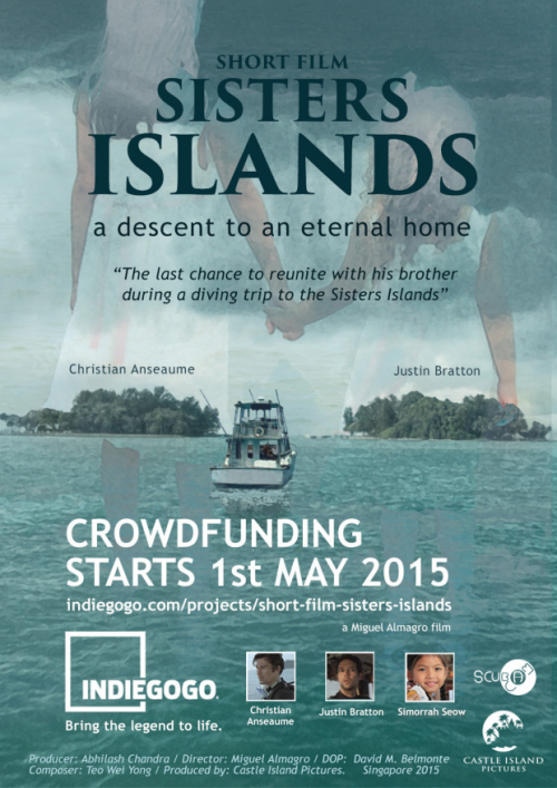Sisters Islands'