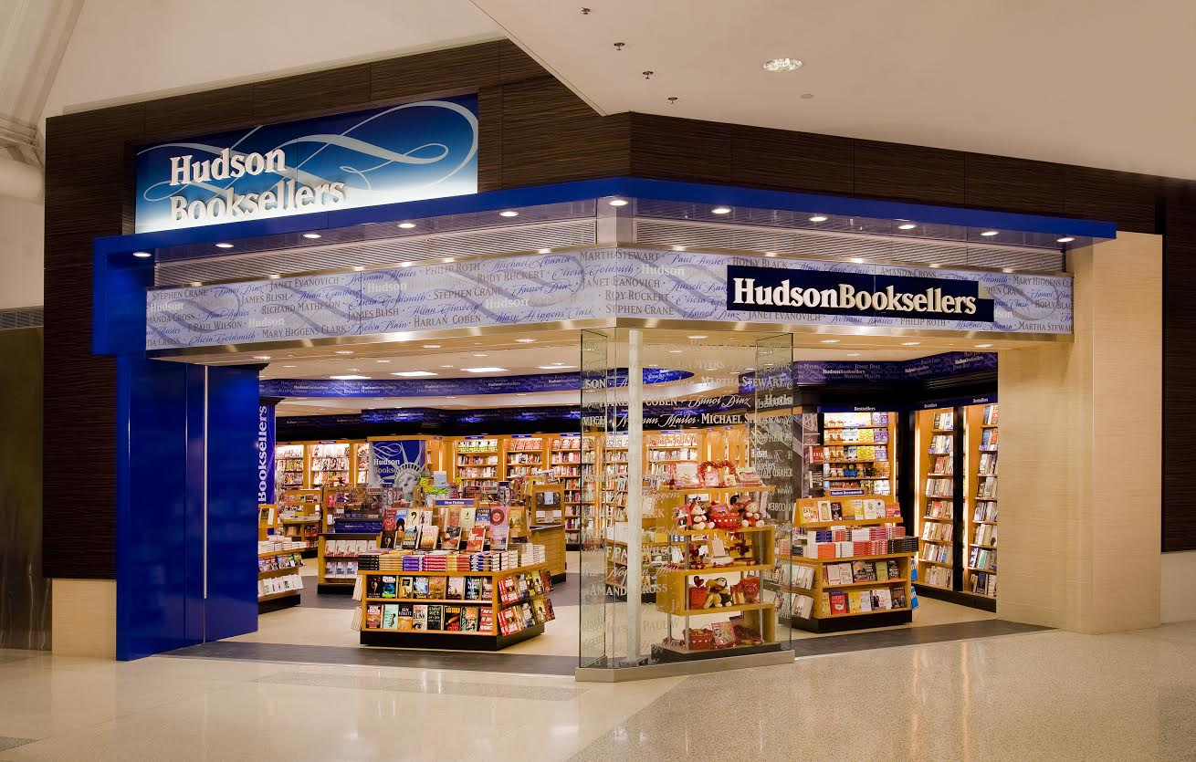 Hudson Booksellers airport locations