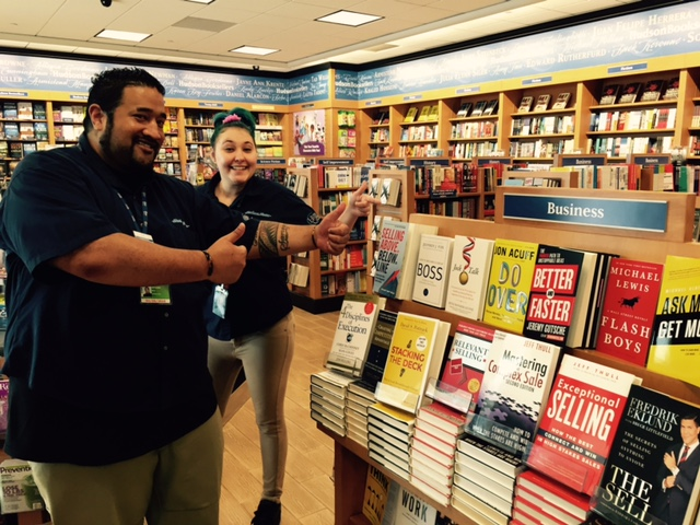 Hudson Booksellers at Mineta San Jose International Airport