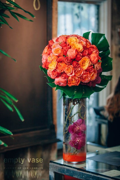 Flower Delivery In Los Angeles by Empty Vase'