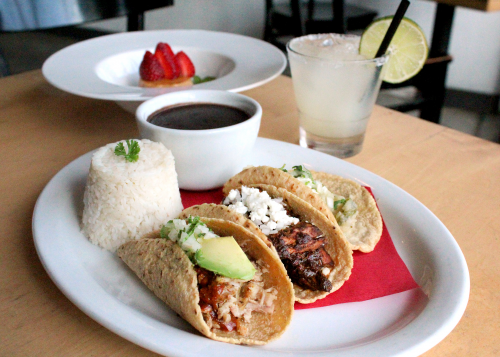 Authentic Mexican Food Menu for Monday Night Classics'