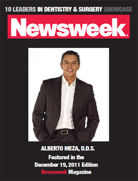 Meza Dental Featured in Newsweek 2011