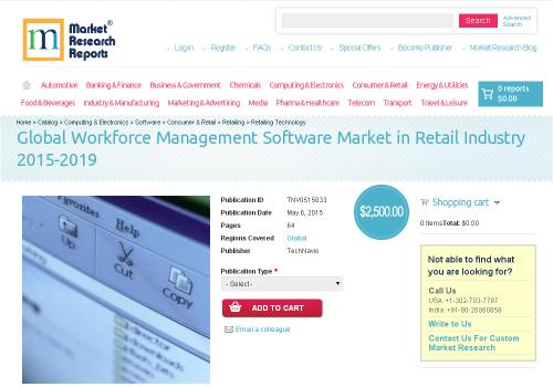 Global Workforce Management Software Market'