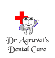 Logo for Dr bharat agravat's best dentist Dental Clini'