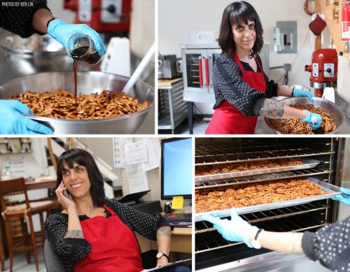 Edible Cannabis Chef, Julianna Carella'