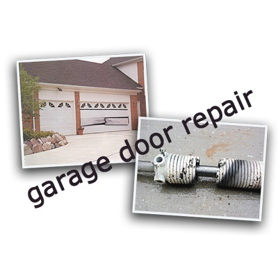 Highland Park Garage Door Repair'