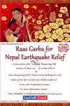 Southall Travel Sponsors Raas Garba for Nepal Earthquake Rel'