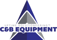 C and B Equipment Logo