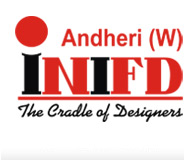Logo for International Institute of Fashion Design (INIFD)'