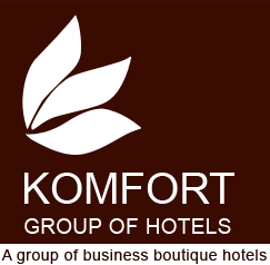 Company Logo For Komfort Terraces'