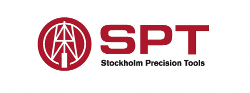 Logo of Stockholm Precision Tools'