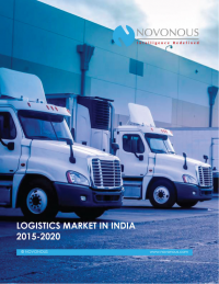 3PL Logistics Market in India 2015-2020