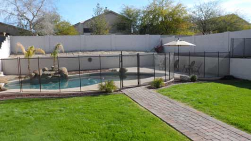 Pool Safety Fence Tampa'