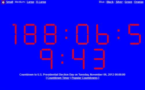 Online Clock'