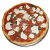 Gourmet Margherita Pizza'