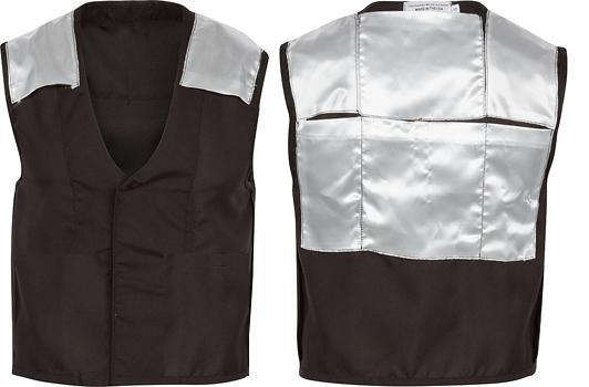 The Cold Shoulder Fat Burning Vest