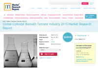 Global Colloidal Bismuth Tartrate Industry 2015