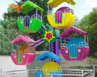 Beston Amusement Equipment offers a variety of amusement rid