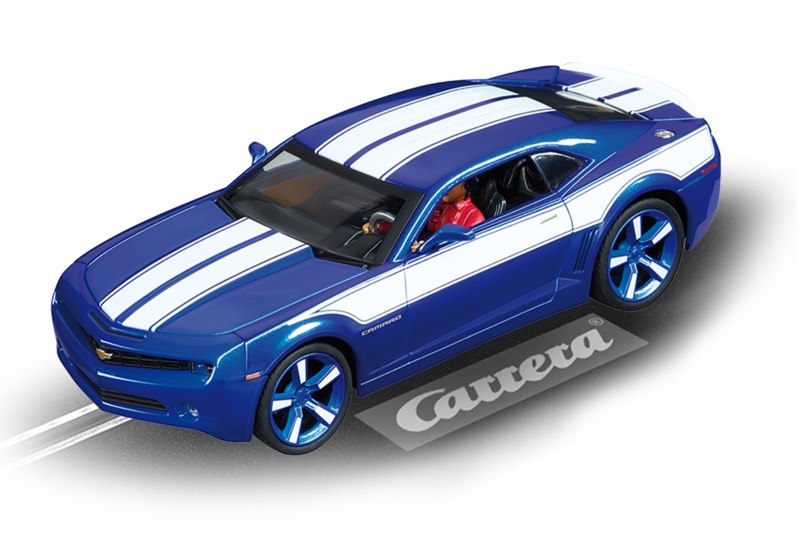 Carrera Digital 132 Chevrolet Camaro Concept