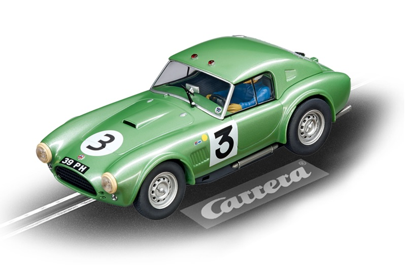 Carrera Digital 132 Shelby Cobra 289 Hardtop Coupe '63