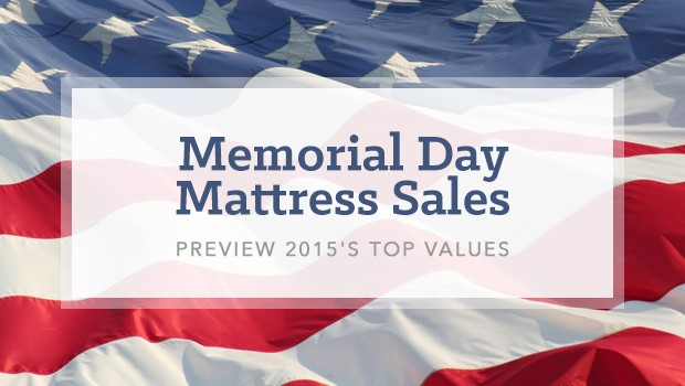 2015 Memorial Day Mattress Sale Preview by Best Mattress Bra