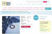 Global Bioinformatics Market 2015-2019