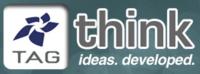 TAG think Logo