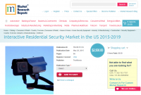 Interactive Residential Security Market in the US 2015-2019