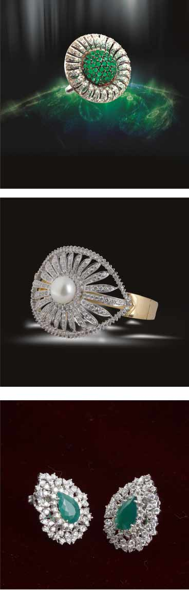 PC  Jeweller  introduces exclusive mothers day collection.'