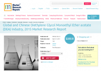 Global and Chinese Diethylene Glycol Monoethyl