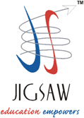 Logo for Jigsaw Edu solutions Pvt. Ltd.'