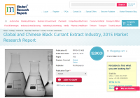 Global and Chinese Black Currant Extract Industry, 2015