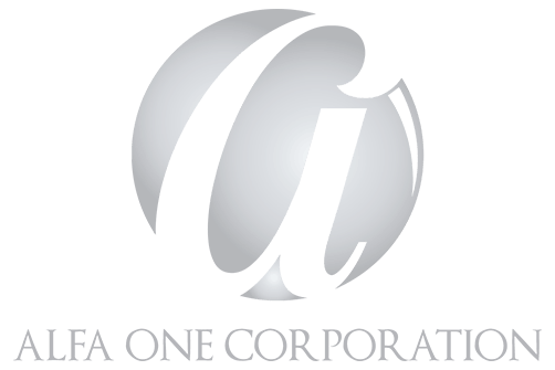 Alfa One Corporation Logo