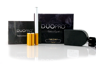 Duo Pro Express Starter Kit of Electronic Cigarette Inc.'