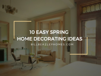 10 Easy Spring Home Decorating Ideas